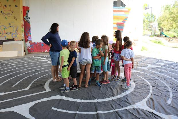 Art for Inclusion - medzinárodné školenie v Modre