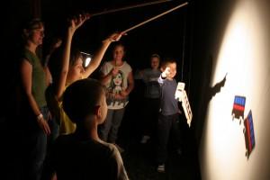 Detské letné sympózium: Svetlo