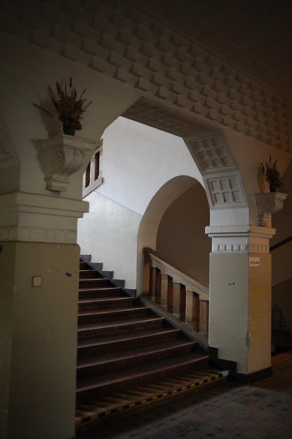 VŠDS_interiér