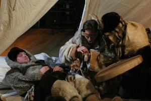 Vojta Švejda: Arktický Robinson