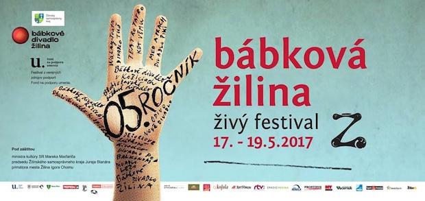 Bábková Žilina 2017