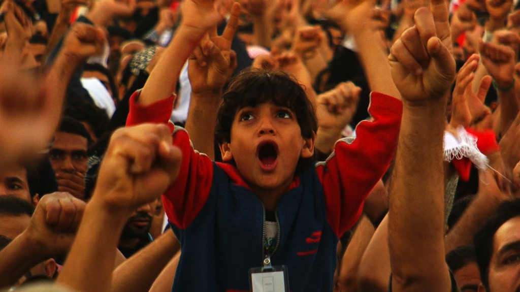 Bahrajnský výkrik do tmy