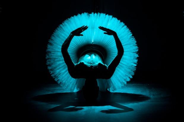 Tanec magnetickej balerínky; foto: Kryštof Kalina