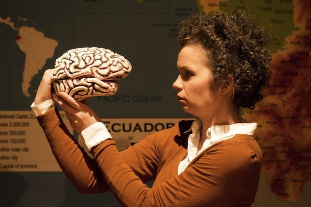 Daša Krištofovičová: Ďakujem ti pekne, veľký mozog