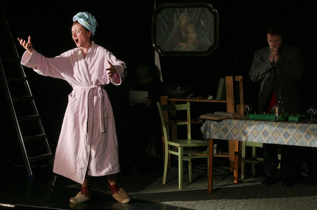Divadlo SkRAT: Stredná Európa Ťa miluje