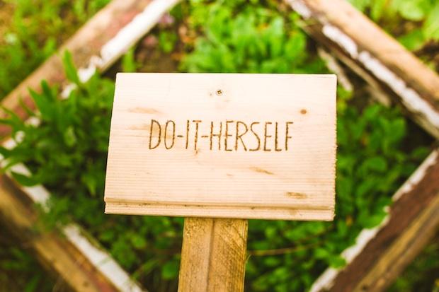 Do-it-herself