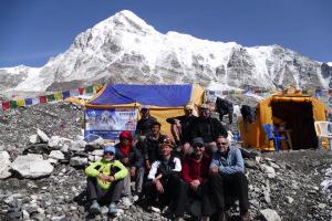 Everest Hard Way