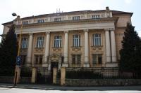 budova bývalej Rakúsko-uhorskej banky a ČSOB