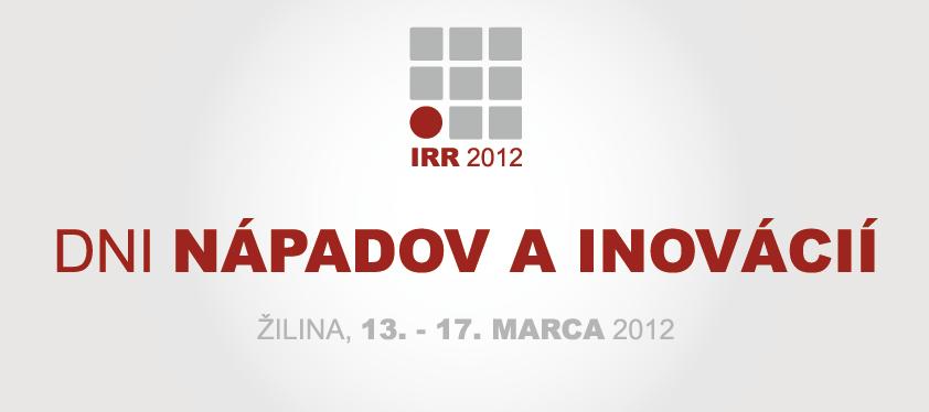 IRR 2012
