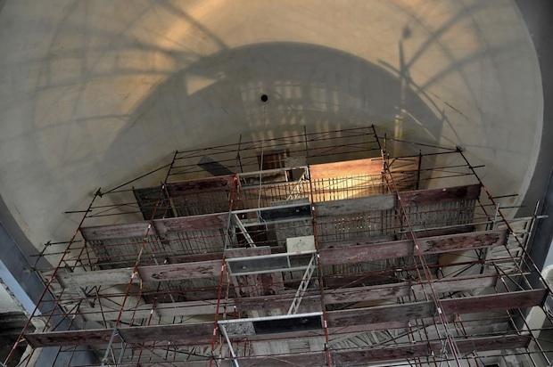 rekonštrukcia Novej synagógy