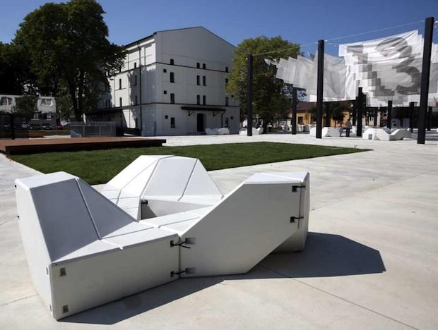 Kasárne/Kulturpark Košice