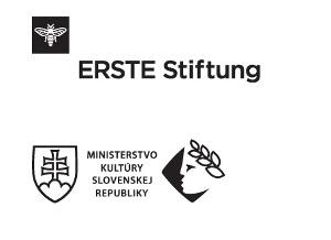 Podpora MK SR a Erste Stiftung
