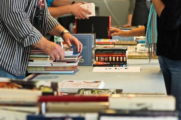 Malý knižný trh