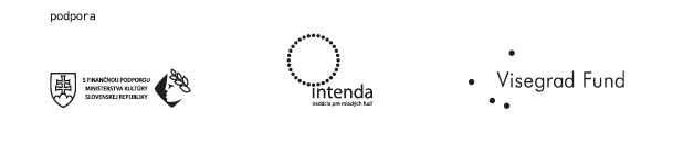 podpora: MK SR, Nadácia Intenda, Visegrad Fund