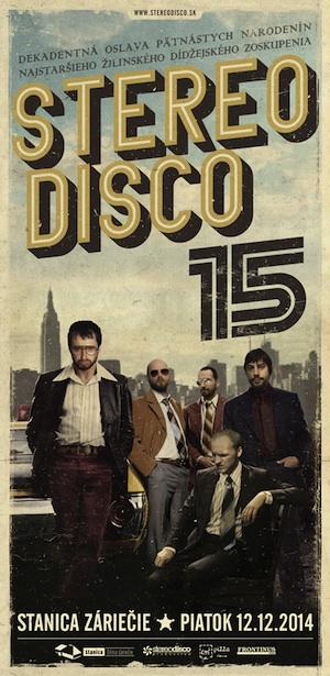 Stereodisco 15
