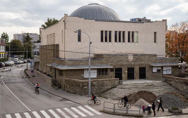 Nova synagoga v Ziline