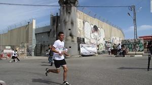 Palestínsky maratón