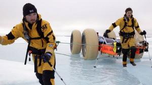 Prechod arktickým ostrovom