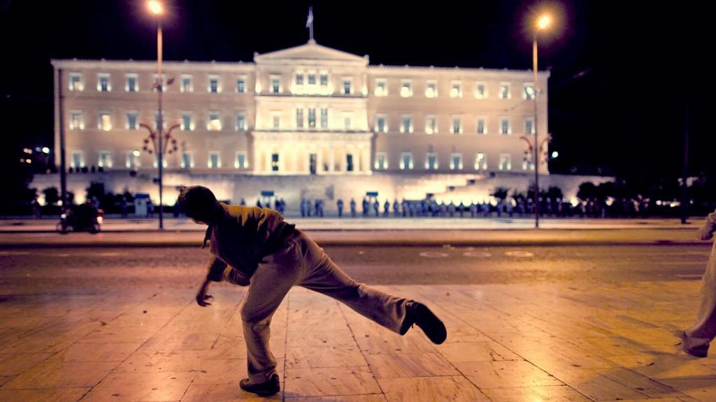 Prizmou gréckej krízy