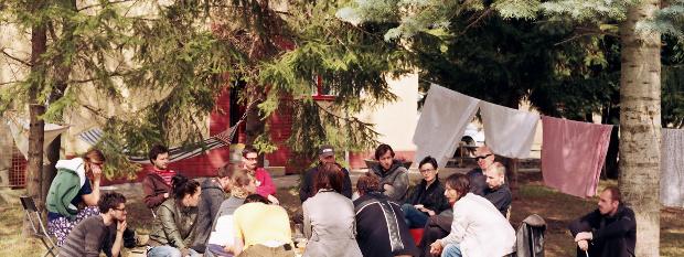 Stretnutie členov siete Anténa v Banskej Štiavnici