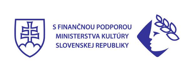 Realizované s finančnou podporou Ministerstva kultúry SR.
