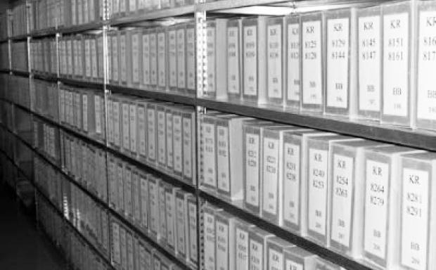 archívy ŠTB