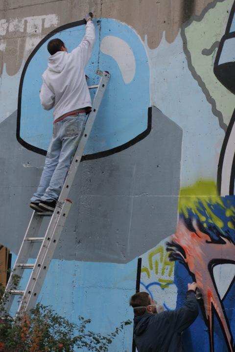 Streetart Summit 7 Open Air