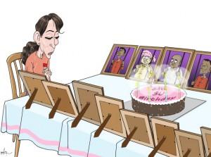 Barmčania sa smejú - cez vlastné slzy