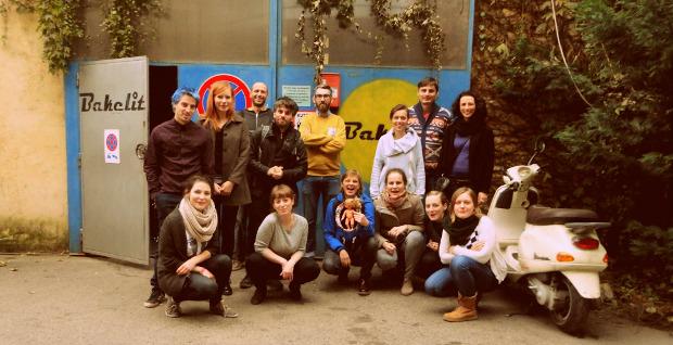 Česko-slovenská výprava, TEH Meeting v Budapešti, 2015, foto Tatiana Brederová
