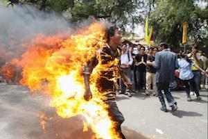 Tibet - oheň v krajine snehu