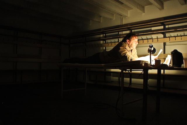 Noc literatúry 2011 - Anton Šulík