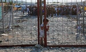 Toto je exil – denníky detských utečencov