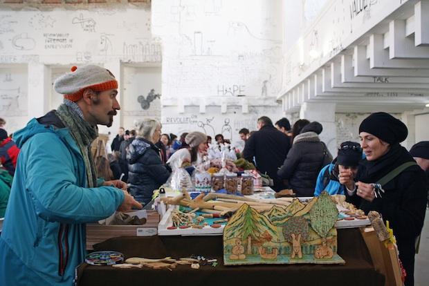 Vianočný Malý trh