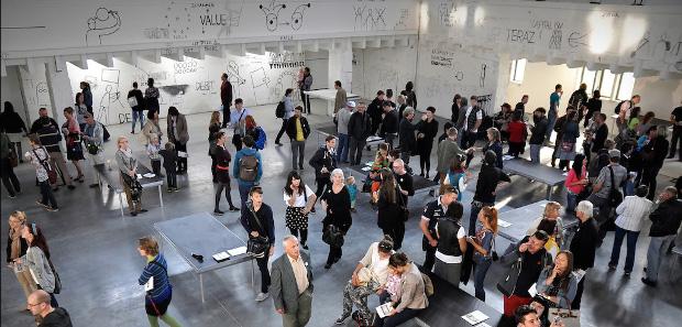 Výstava Dan Perjovschi v Novej synagóge Žilina