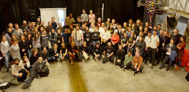 TEH Meeting v Budapešti, 2015